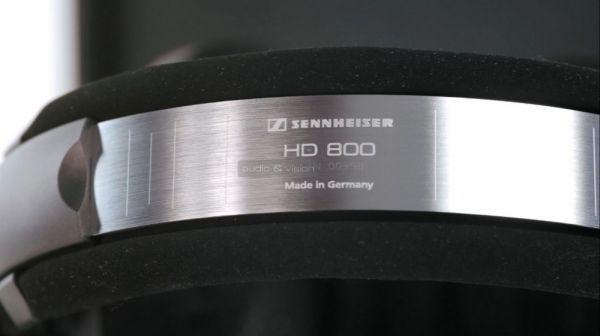 Sennheiser HD 800 S high end fejhallgató fejpánt