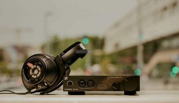 Sennheiser HD 820 fejhallgató és HDV 820 fejhallgató erősítő