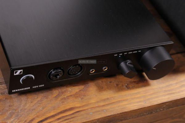 Sennheiser HDV 820 fejhallgató erősítő