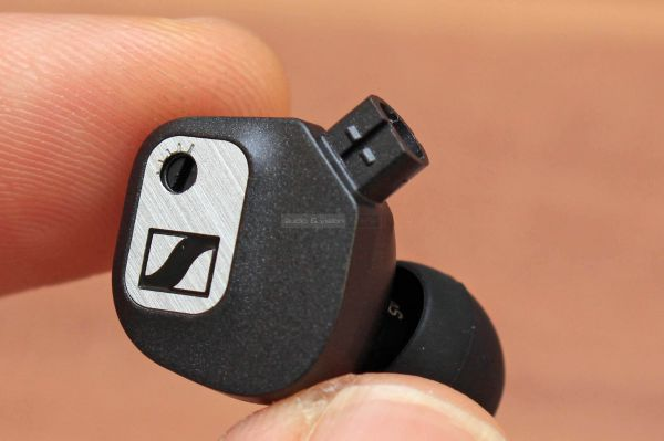 Sennheiser IE 80 S BT nyakpántos Bluetooth fülhallgató