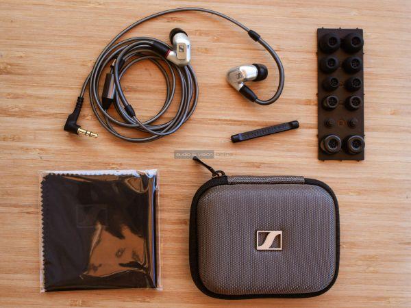 Sennheiser IE 900 fülhallgató tartozékok