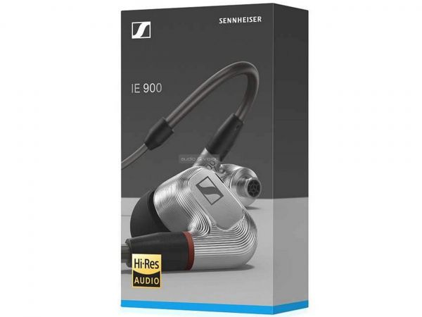Sennheiser IE 900 fülhallgató doboz