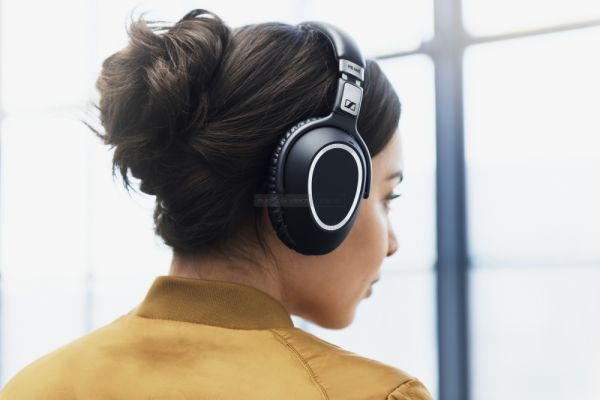 Sennheiser MB 660 aktív zajzáras Bluetooth fejhallgató
