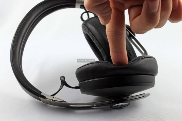 Sennheiser MOMENTUM 3 Wireless Bluetooth fejhallgató fejpárna