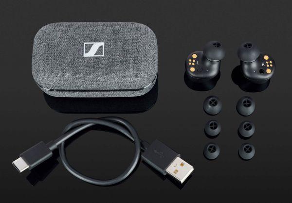 Sennheiser MOMENTUM True Wireless 2 Bluetooth fülhallgató tartozékok