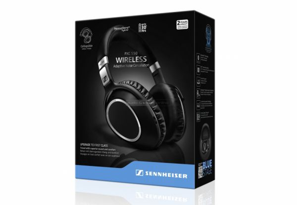 Sennheiser PXC 550 Wireless fejhallgató doboz