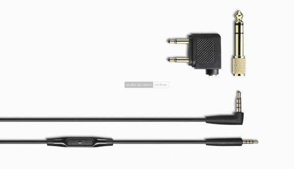 Sennheiser PXC 550 Wireless fejhallgató kábel