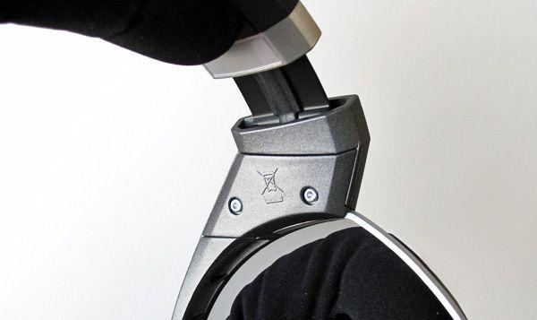 Sennheiser HD 700 audiofil fejhallgató fejpánt