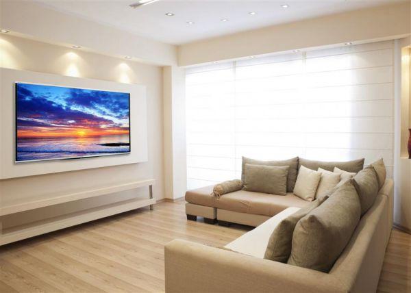 Sharp LC-80LE857E 3D Quattron LED TV