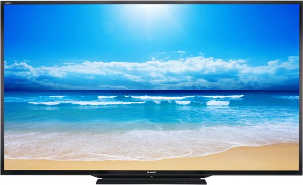 Sharp LC-90LE757 3D LED TV