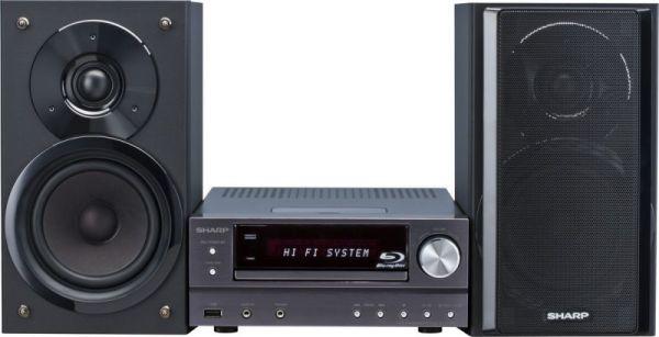 Sharp XL-BD601PH Blu-ray mikro hifi