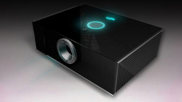 SIM2 CRYSTAL 35 házimozi projektor fekete színben