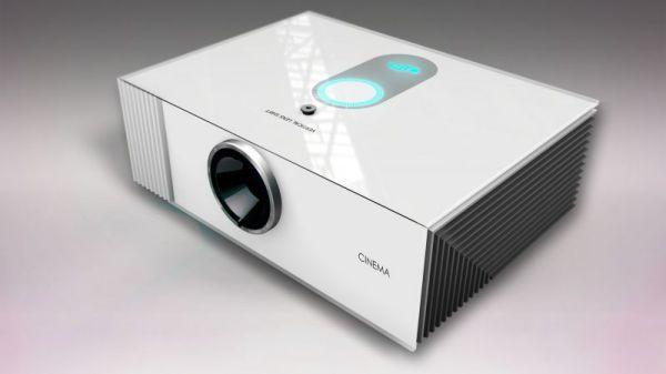 SIM2 CRYSTAL 35 házimozi projektor fehér színben