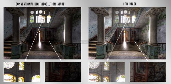HDR image