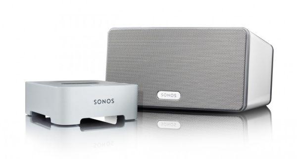 Sonos Bridge és PLAY3