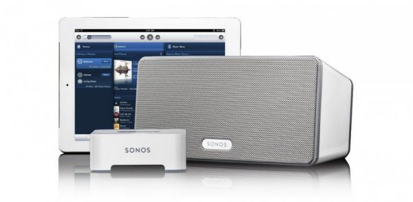 Sonos Bridge és PLAY3