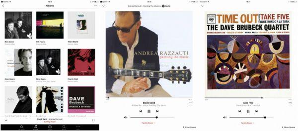 Sonos PLAYBASE App