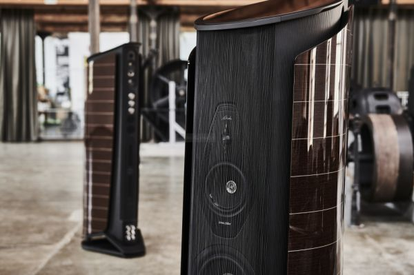Sonus faber Aida high end hangfal