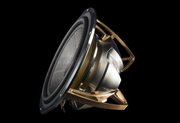 Sonus faber Extrema high end állványos hangfal mély/középsugárzó