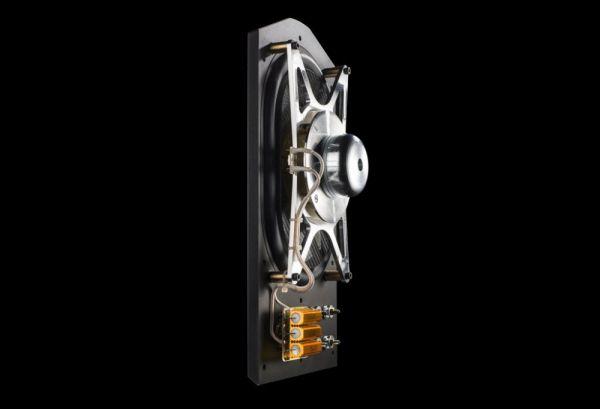 Extrema high end hangfal - hátsó szabályozható radiátor