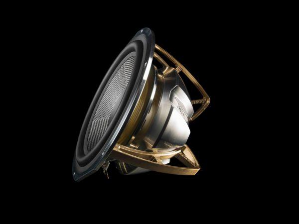 Sonus faber Extrema high end hangfal - mélyközép sugárzó