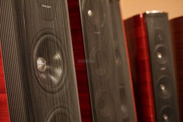 Sonus faber hangfalak az Audiophile Szalonban