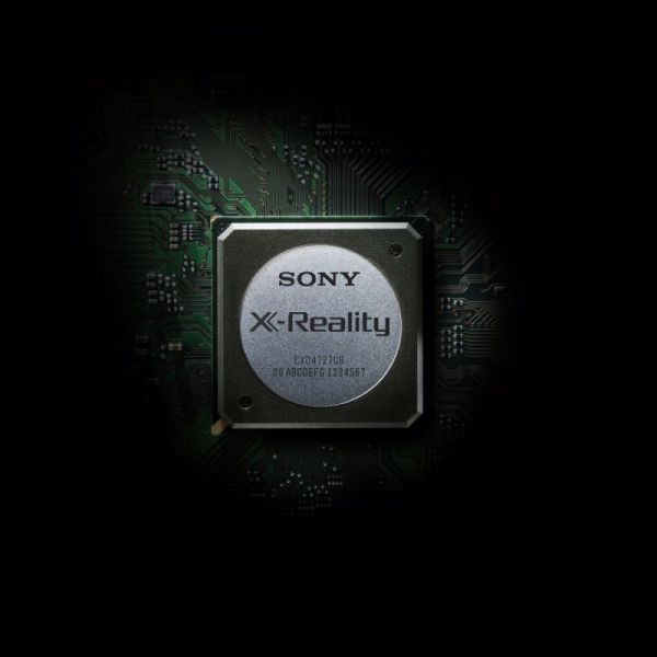 Sony X-Reality processzor