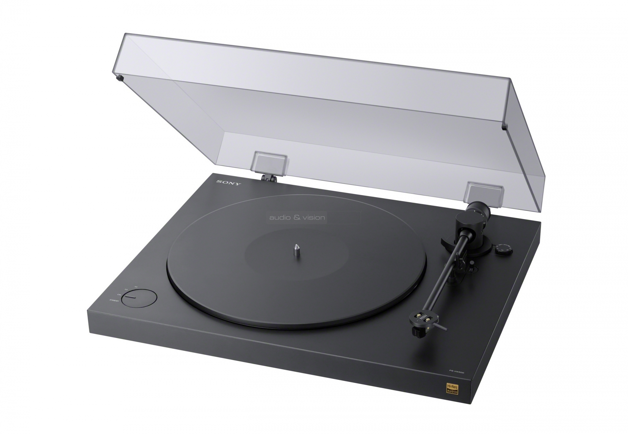 Sony PS-X9 Manual - 2-Speed Direct-Drive Turntable - Vinyl Engine