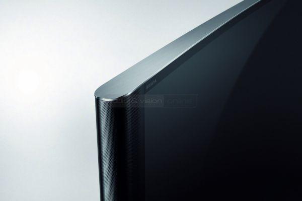 Sony KD-75S9000B ívelt 4K TV