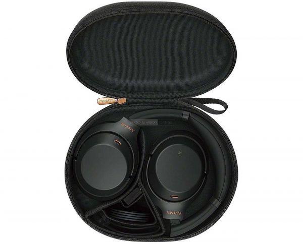 Sony WH-1000XM3 Bluetooth fejhallgató tok