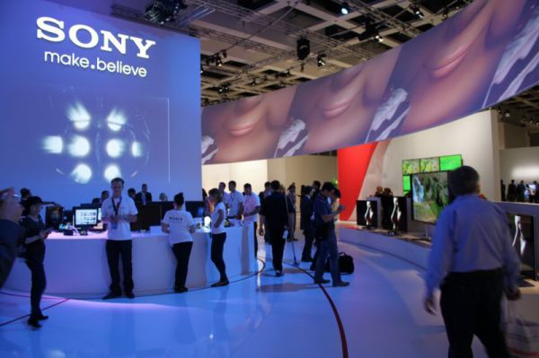 Sony IFA 2012