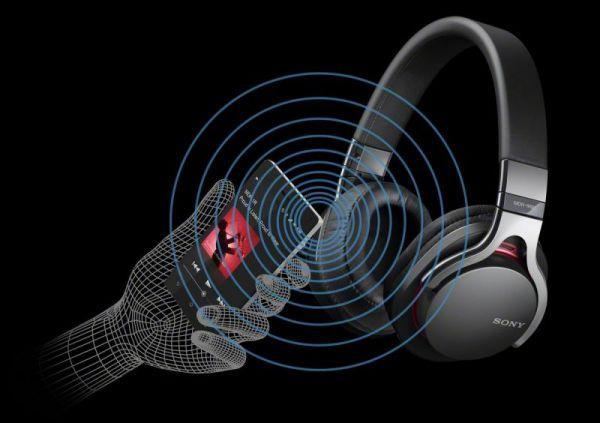 Sony MDR-1 fejhallgató