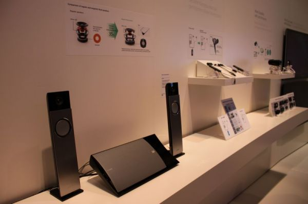 Sony Blu-ray házimozi IFA 2012