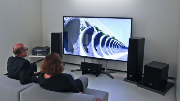 Sony házimozi IFA 2012
