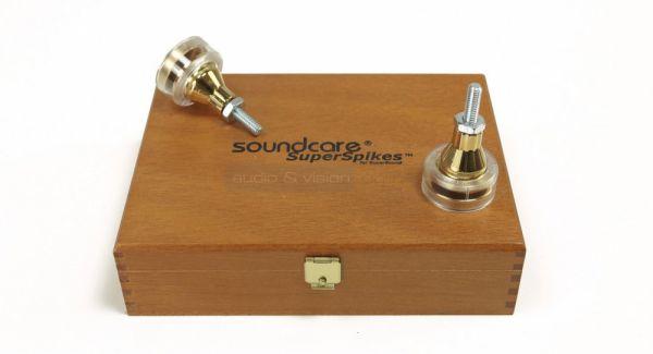 Soundcare SuperSikes 00105 hifi készülék és hangfal alátét