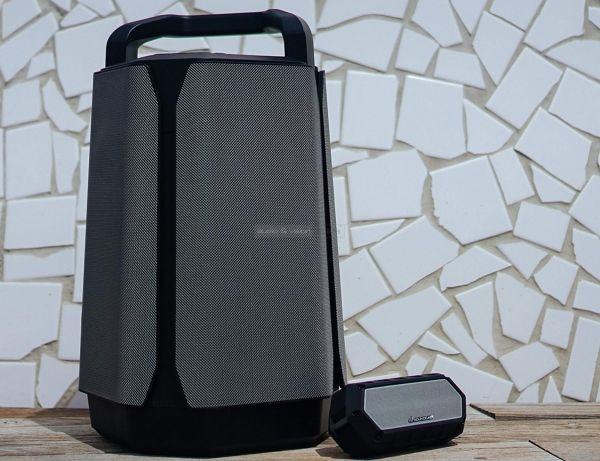 Soundcast VG7 és VG1 Bluetooth hangszórók
