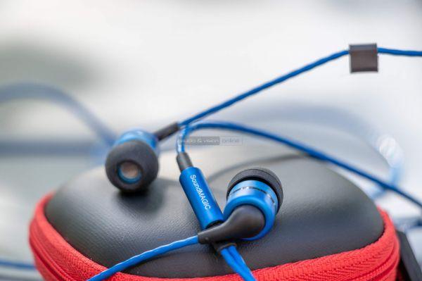 SoundMAGIC E80 fülhallgató