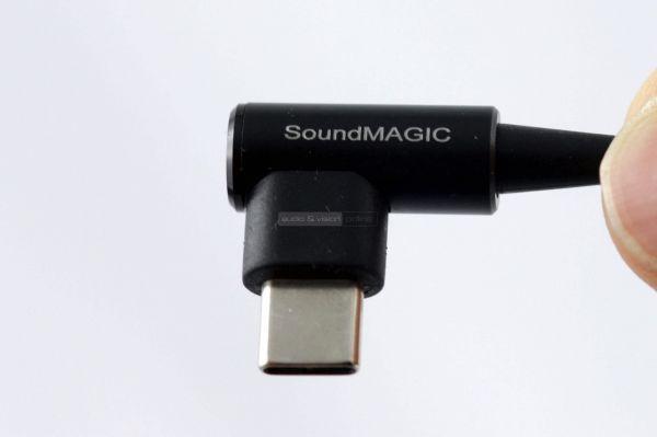 SoundMAGIC E11D fülhallgató