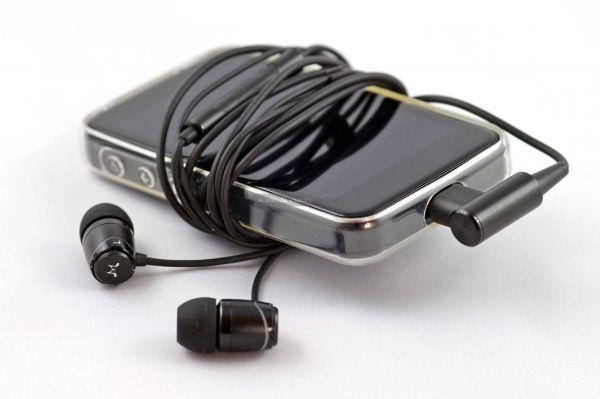 SoundMAGIC E11D fülhallgató és FiiO M6 zenelejátszó