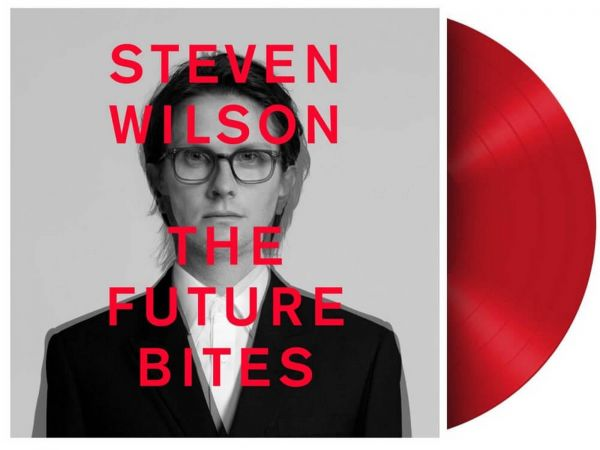 Steven Wilson The Future Bites album
