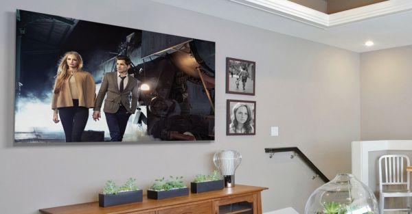 Stewart FilmScreen Balón Borderless házimozi vetítővászon