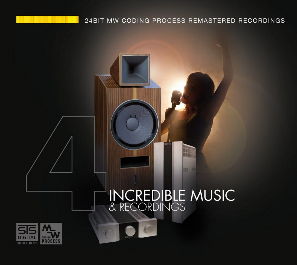 STS Digital Incredible Music and Recordings 4
