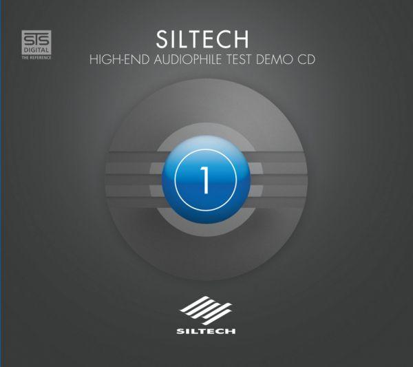 STS Digital Siltech Test Demo CD