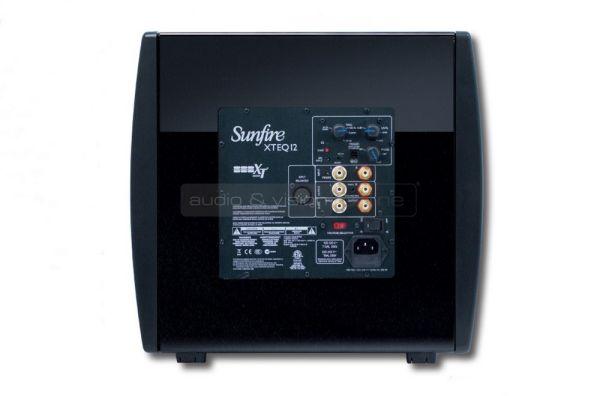 Sunfire XTEQ 12 aktív mélyláda