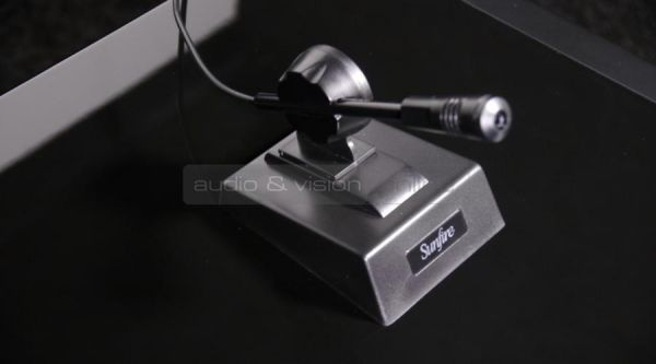 Sunfire XTEQ 12 aktív mélyláda mikrofon