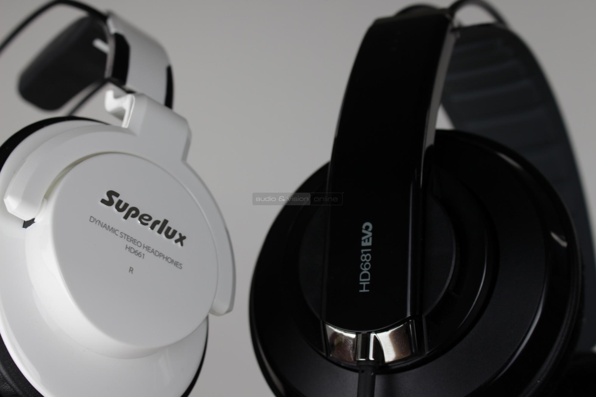 Superlux HD681 EVO és HD661 fejhallgató teszt  002153bf42