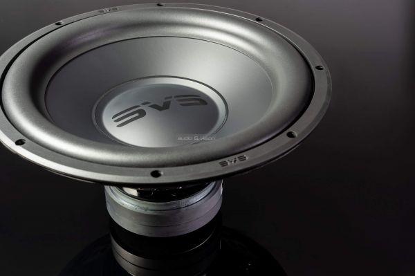 SVS 1000 Pro aktív mélyláda hangszóró