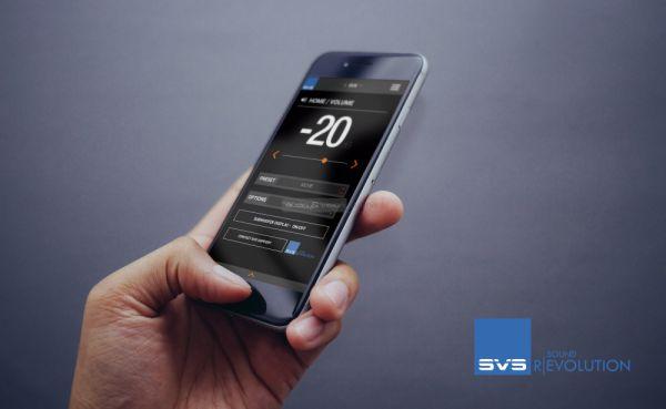 SVS 16 Ultra App