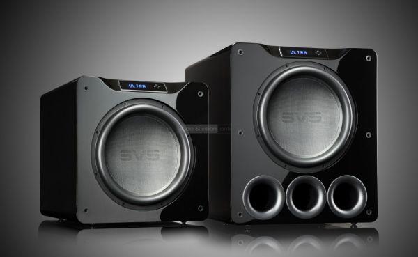SVS SB16 Ultra és PB16 Ultra aktív mélyládák