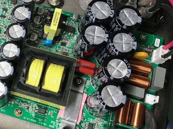 SVS 2000 Pro amp